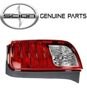 For Scion xB 11-15 Passenger Right Rear Tail Light Lamp Assembly Genuine