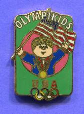 1996 OLYMPIC PIN GOLD MEDAL CABBAGE PATCH PIN Atlanta Games Pin