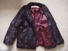 Eveningwear Fur Formal Vintage Clothing for Women