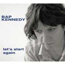 Kennedy Bap - Let's Start Again NEW LP