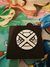 More details for pokemon coin metagross silver small size ultra rare