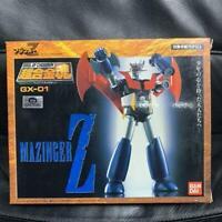 Soul Of Chogokin GX-01 Mazinger Z Figure BANDAI Toy Anime Collectible