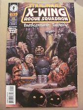 Star Wars X-Wing Rogue Squadron Battleground Tatooine #1 Dark Horse 9.6 NM+