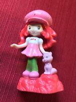 2011 Strawberry Shortcake #1 STRAWBERRY SHORTCAKE & CAT McDonald's