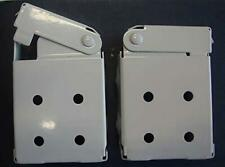 Amazing Drapery Hardware Low Profile Mounting Brackets for Faux & Wood