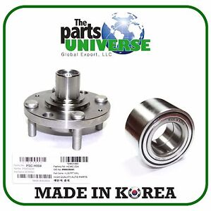 Fits 04-11 Chevrolet Aveo Aveo5 Spark / Pontiac Wave G3 Wheel Hub & bearing