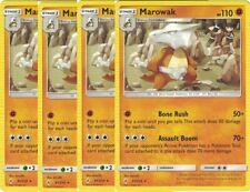 4xMarowak91/214-REVERSE HOLO-  Unbroken Bonds