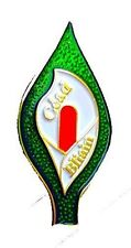 Large Easter Lily Céad Bliain 100 Years Pin Badge Irish Republican 1916 IE