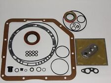 Turbo TH THM 350 350C Transmission External Seal & Gasket ReSeal Kit with Filter