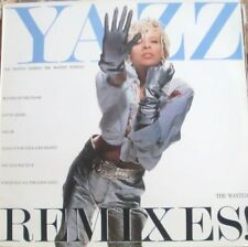 """YAZZ - THE WANTED REMIXES LP 12"""" SPAIN 1989"""