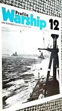 PROFILE WARSHIP #12: IJN KONGO: BATTLESHIP 1912-1944 (1971)