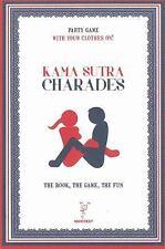 Kama Sutra Charades: The book, The Game, The Fun, , NICOTEXT, NICOTEXT, Very Goo