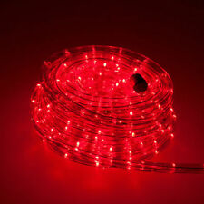 LED Lichterschlauch Lichtschlauch 5 Farben Beleuchtung Außen/Innen IP44  bis 50m