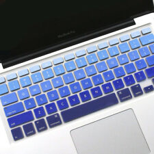 "PASBUY Silicone Keyboard Skin Cover for Apple MacBook Pro Air13"" 15"" 17"" OmbreBu"