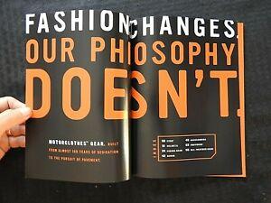 2002 Harley-Davidson Vêtements et Accessoires Catalogue Casques Cadeaux Propre