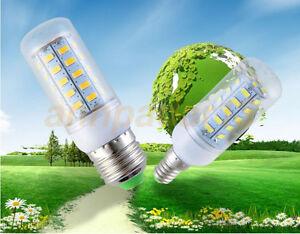 LED Corn Bulb E27 E14 5730 SMD 220V 7-15W Indoor Spot Light Lamp