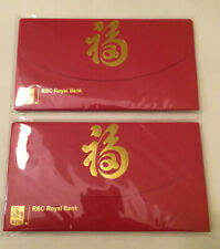 Assortment of 145 Chinese Lucky Money Red Envelopes