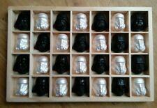 ORIGINAL STAR WARS (vader/trooper) 3D HANGING ARTWORK unusual xmas gift see pics