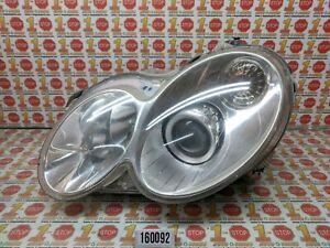 03 04 05 MERCEDES BENZ CLK500 DRIVER SIDE XENON HID HEALIGHT LAMP 2098201161 OEM