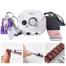 30000RPM Electric Nail Drill File Machine Professional Salon Nails Pedicure Kit