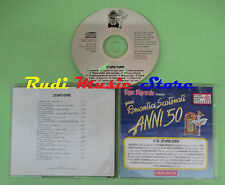 CD ROMANTICI SCATENATI 50 27B STUPID CUPID compilation 1994 CAMPBELL GATE (C34*)