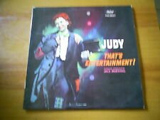 JUDY GARLAND That's entertainment RARE FRENCH LP CAPITOL 1960 BIEM