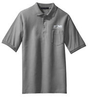 Norfolk Southern Thoroughbred Logo Embroidered Polo [68]