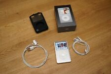Apple iPod classic 6. Generation Silber (160GB) inklusive OVP