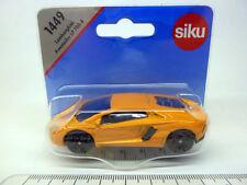 1449 Siku Lamborghini Aventador LP 700-4 Orange