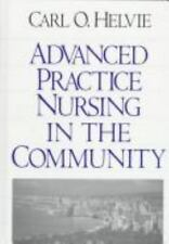 Advanced Practice Nursing in the Community-ExLibrary