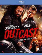 Outcast (Blu-ray Disc, Widescreen) Hayden Christensen, Nicolas Cage *NEW*