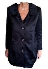 Ladies Black T.F.N.C Coat Size 1