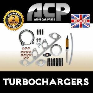 Turbocharger Fitting / Gasket Kit for Audi, Seat, Skoda, Volkswagen - 2.0 TDI.