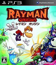 PS3 Rayman Origins PlayStation 3 Japanese ver
