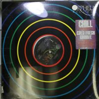 "R&B/Soul Sealed 12"" Lp Chill Body Reaction On Orpheus"