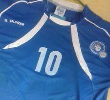 La Selecta de El Salvador,SIZE L, M,, S,XL El Salvador JERSEY#10,selecta shirts