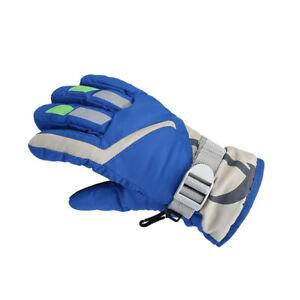 Outdoor Children's Ski Gloves Cycling Hiking Gloves Winter Waterproof Gloves