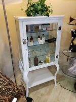 early 1920's Apothecary medical cabinet stocked with supplies FREE shipping
