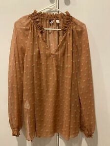 Country Road Shirt Size 10