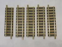 Flm piccolo 9102 gerades Gleis 57,5mm hellgrau 5 Stück (33595)