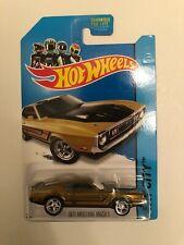Hot Wheels 2014 SUPER Treasure Hunt '71 Ford Mustang Mach 1 Protecto