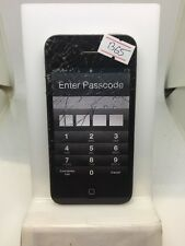 Apple iPhone A1349 Unknown IMEI Passcode Locked Cracked Screen But Good LCD PART