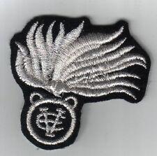 [Militaria] Fregio bustina Reali Carabinieri Sottufficiali - Fondo nero