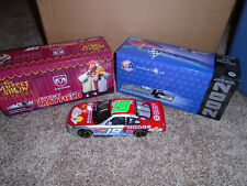 JEREMY MAYFIELD DODGE / MUPPET 25TH ANNIVERSARY  2002 INTREPID 1/24 MIB