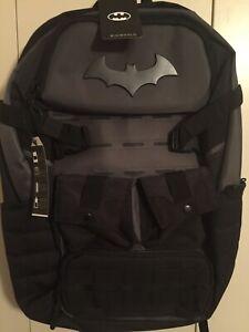DC Comics Batman Built-Up Backpack see description New /w Tags