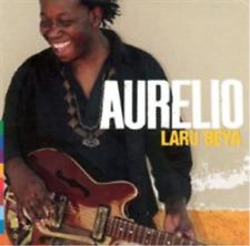 Aurelio-Laru Beya  (UK IMPORT)  CD NEW