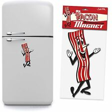 Mr. Bacon Jumbo Magnet - Novelty Fun Gag Gifts