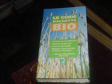Le guide Hachette Du Bio, Jacqueline Desbrosses