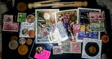 New listing Junk Drawer Lot Vintage Items Us And World