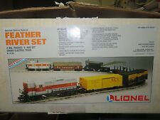 Lionel O Scale Model Trains Sets 6-11733 Feather River Set With GP9 Locomotive